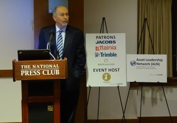 Asset Leadership Impact Awards Presented at National Press Club